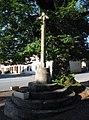 Nouziers calvaire (devant portail église) 1.jpg