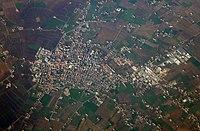 Noventa Vicentina Italy aerial view.jpg