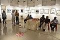 Nrisingha Prasad Bhaduri Addresses - Group Exhibition Inauguration - PAD - Kolkata 2016-07-29 5322.JPG