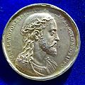 Nuremberg Silver Medal Jesus by Valentin Maler ND, obverse.jpg