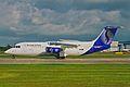 OO-DWC B.Ae 146-RJ100 SN Brussels Al MAN 01MAY02 (8182767878).jpg