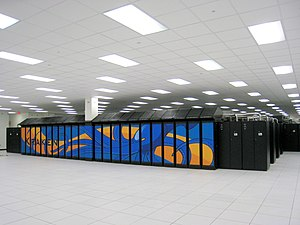 Cray XT5 - Kraken, a Cray XT5 supercomputer at National Institute for Computational Sciences at Oak Ridge National Laboratory