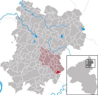 Obererbach, Westerwaldkreis Place in Rhineland-Palatinate, Germany