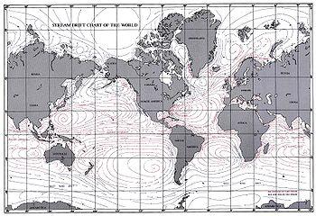 havstrømmer kart Havstrøm – Wikipedia havstrømmer kart