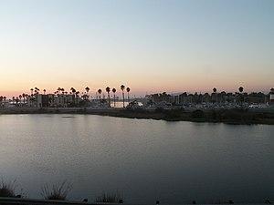 English: Oceanside Marina in Oceanside, San Di...
