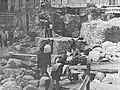 Odbudowa Zamku Zamku Królewskiego w Warszawie 1971.jpg