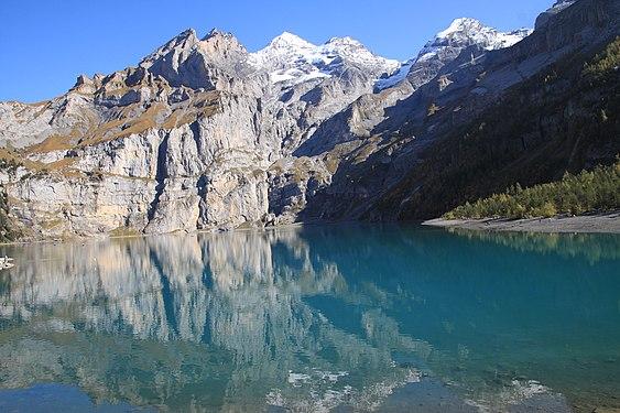 Lake of Oeschinen