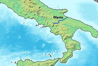 Ofanto - Image: Ofanto