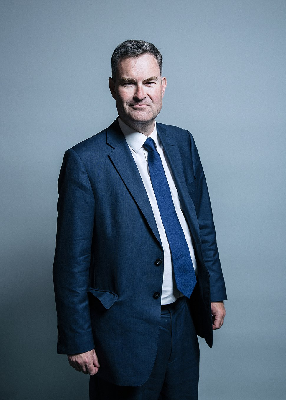 Official portrait of Mr David Gauke