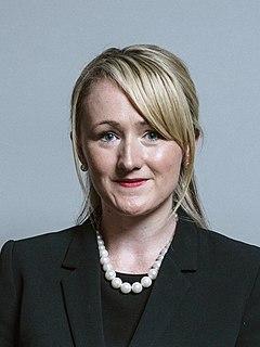 Rebecca Long-Bailey British politcian and lawyer