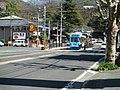 Okayama Electric Tramway Higashiyama Tram Stop - panoramio (3).jpg