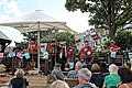 Okee Dokee Band at Broadstairs Folk Week 2017, Kent, England 4.jpg