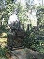 Olšanské hřbitovy, Otakar Hübschmann.jpg
