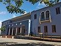 """Old """"Residencia de Señoritas""""at University of Puerto Rico Rio Piedras Campus. (Right Side).jpg"""