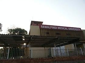 Rawalpindi Medical University - Wikipedia