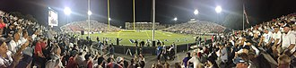 Old Dominion Monarchs football - Image: Old Dominion vs NC State 2015