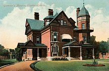 Old Governor's Mansion, Topeka, KS.jpg