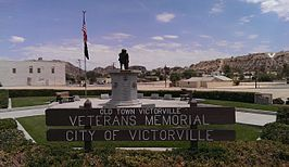 Old Town Victorville-Veteran's Memorial-Seventh St-Forrest Ave.jpg