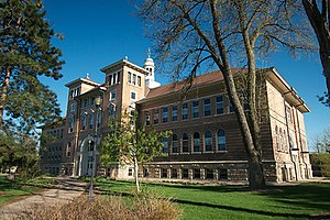 University of Wisconsin–Stevens Point cover