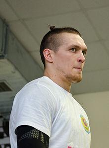 S 90 3 Real >> Oleksandr Usyk - Wikipedia