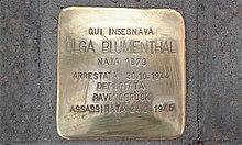 Olga Blumenthal Wikipedia