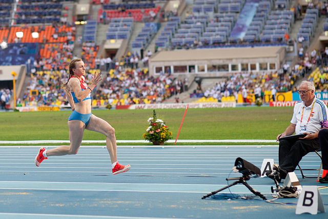 Olga Kucherenko (2013 World Championships in Athletics) 01.jpg