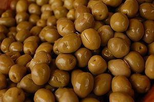 Olive Verte Tomate S Ef Bf Bdch Ef Bf Bde Jambon Cake Recette