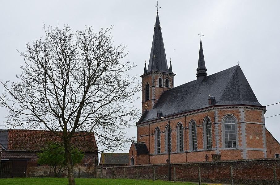 Onze-Lieve-Vrouwkerk, Bellingen (Pepingen)