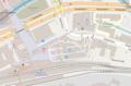 OpenStreetMap Wuppertal Hauptbahnhof (Busbahnhof) 2019-03-20.png