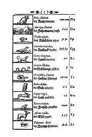 Orbis sensualium pictus wikipedia la enciclopedia libre for Synonym basteln
