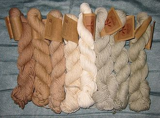 Sustainable fashion - Organic cotton yarn