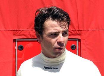 English: Oriol Servia / Champ Car World Series...