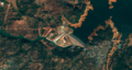 Oroville Dam, California, November 6, 2017, Sentinel-3, true-color satellite image.tif