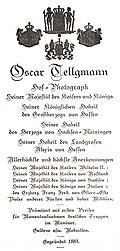 Oscar Tellgmann