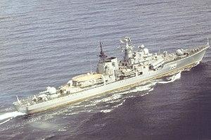 Sovremennyy-class destroyer - Sovremenny-class destroyer Osmotritelnyy