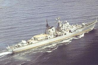 Sovremenny-class destroyer - Sovremenny-class destroyer Osmotritelny
