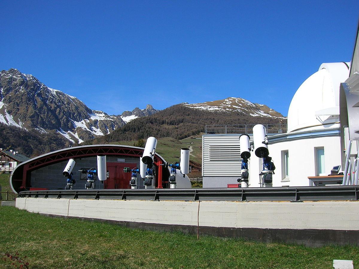 Osservatorio astronomico Fondation Clément Fillietroz 4.JPG