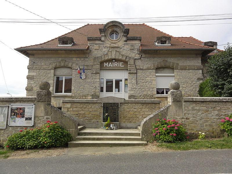 Oulches-la-Vallée-Foulon (Aisne) mairie