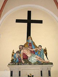 Pietà – Wikipedia, wolna encyklopedia