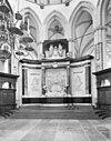 overzicht graftombe van michiel adr.zn de ruyter - amsterdam - 20013159 - rce