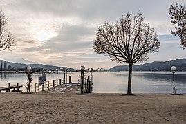 Pörtschach Johannes-Brahms-Promenade Schifflandesteg 11022018 2659.jpg
