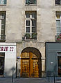 P1190663 Paris IV rue du Temple n22 rwk.jpg