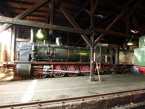 PKP class Tp2-34 at the Museum of Industry and Railway in Lower Silesia pic1.JPG
