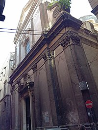 Santa Maria della Pace, Naples