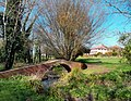 Packhorse Bridge, Ewell Court Park.jpg