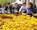 Paella is served to the public by members of the Florida House of Representatives.jpg