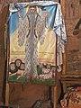Painting of St. Abbo, Church of Bet Mercurios, Lalibela, Ethiopia (3308268798).jpg