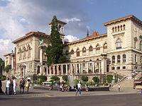 Palais de Rumine, Lausanne, Suisse