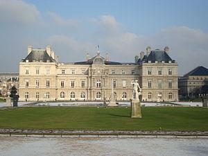 Sénat conservateur - The Sénat conservateur met in the Luxembourg Palace.