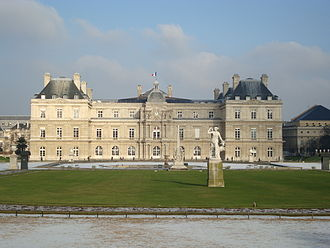 Sénat conservateur - The Sénat conservateur met in the Luxembourg Palace.